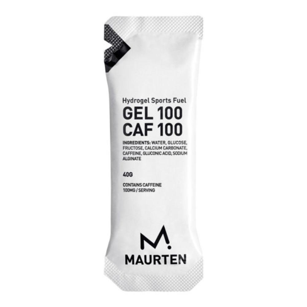 Maurten Hydrogel Gel 100 Caf 100, 40g