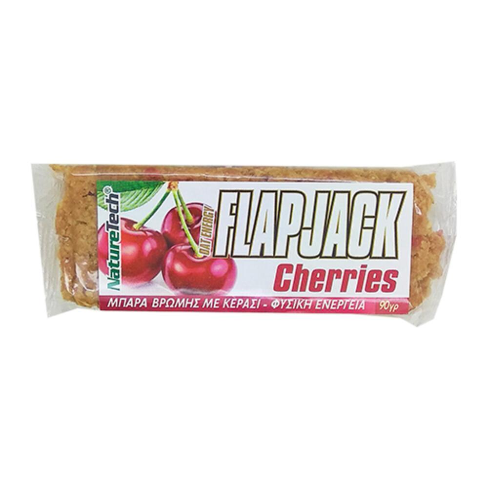 Cherries 90gr Flapjack