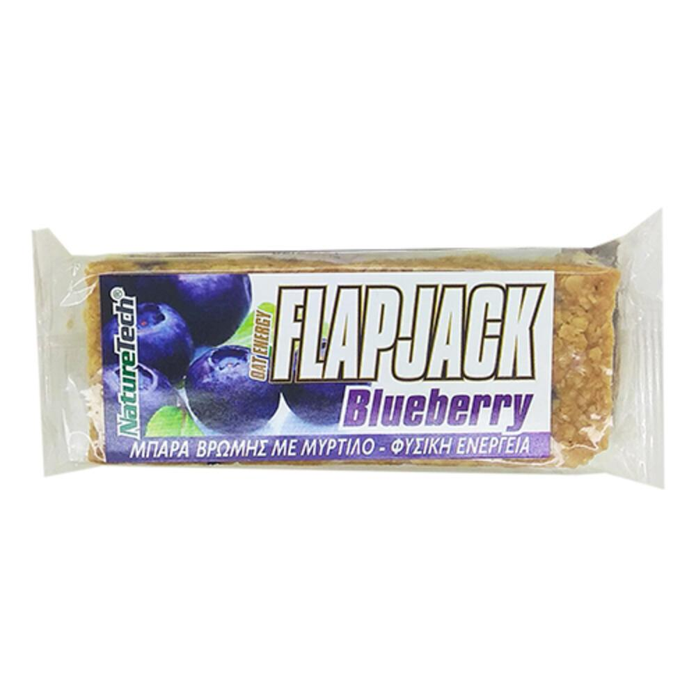 Blueberry 90gr. Flapjack