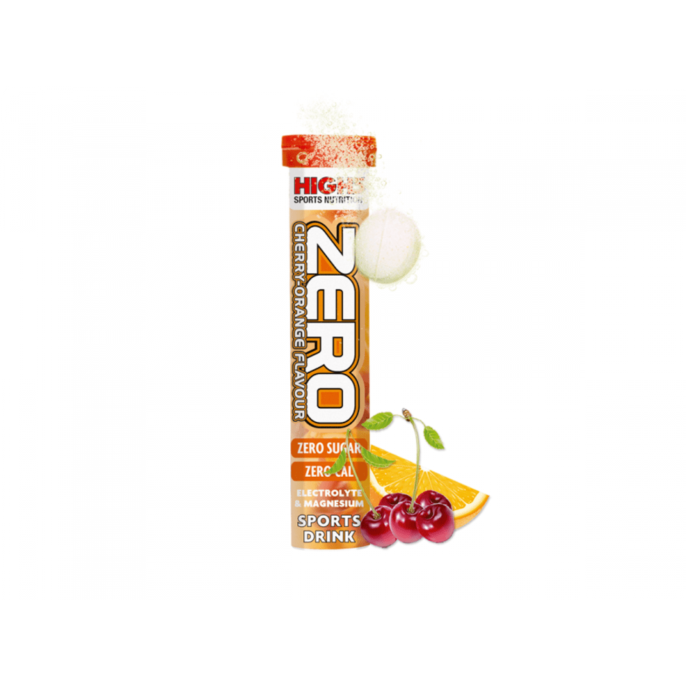 Zero sports Orange 20 ταμπλέτες