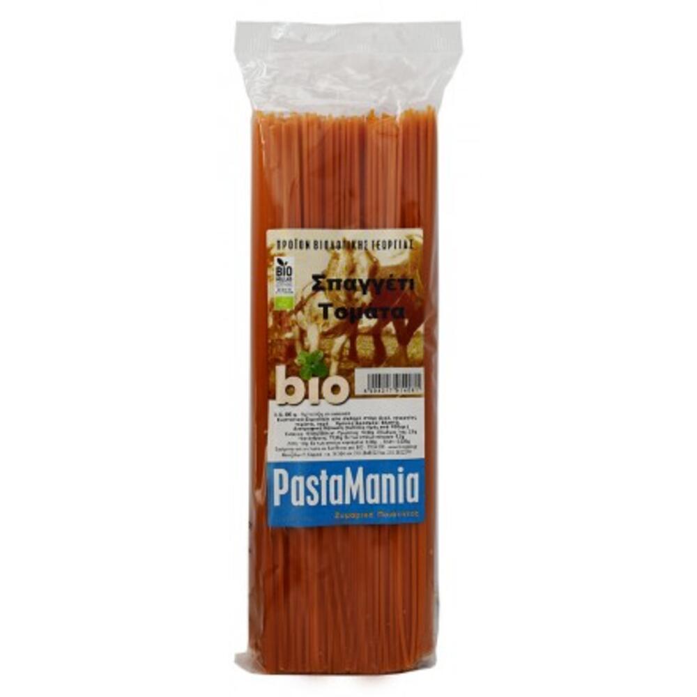 Σπαγγέτι με Ντομάτα ΒΙΟ 400γρ.