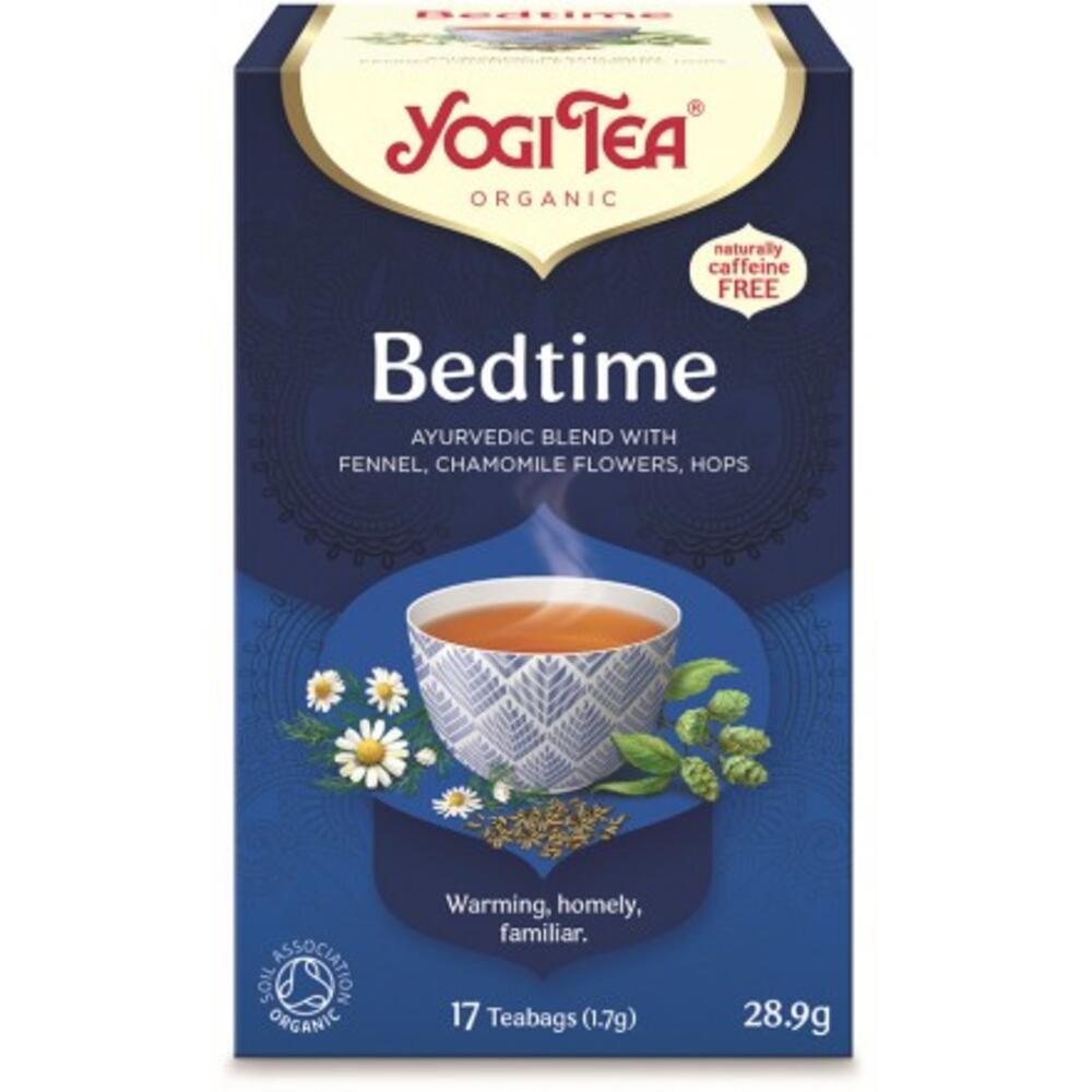 YOGI TEA BEDTIME ΒΙΟ 28,9ΓΡ
