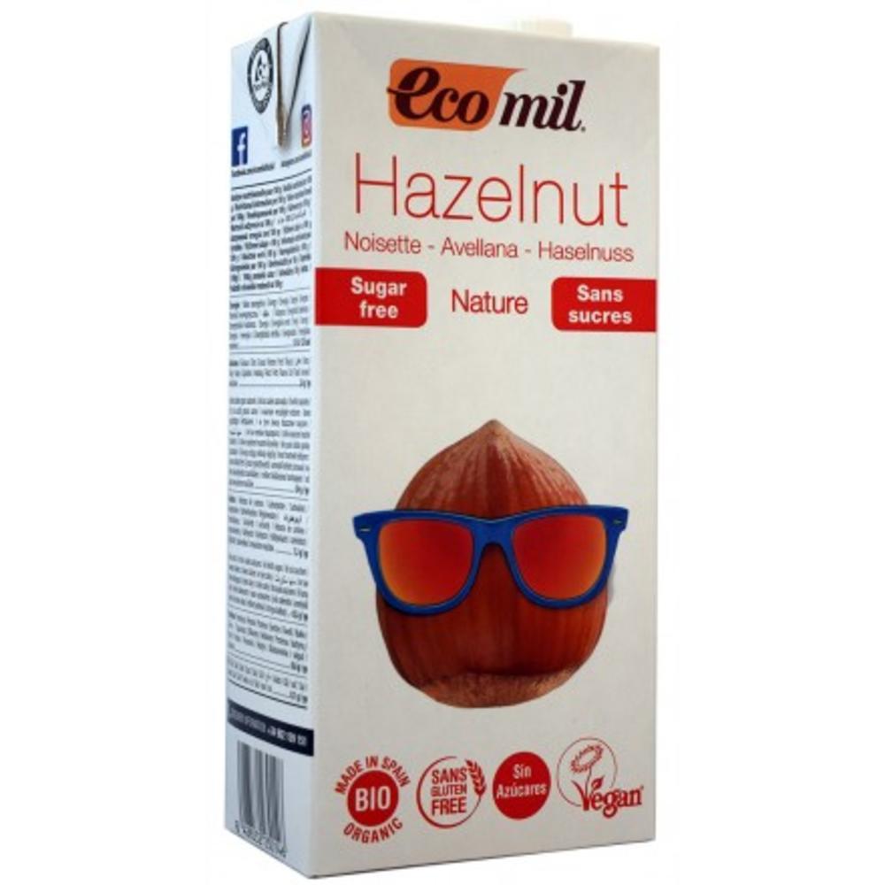 Ρόφημα Φουντουκιού χωρίς ζάχαρη ΒΙΟ 1LΤ