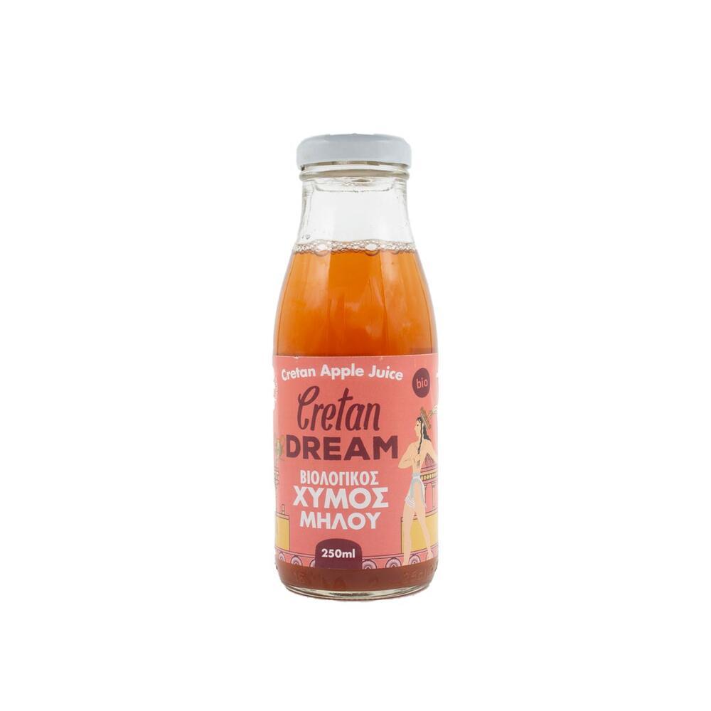 Cretan Dream BIO Χυμός Μήλου 250ml