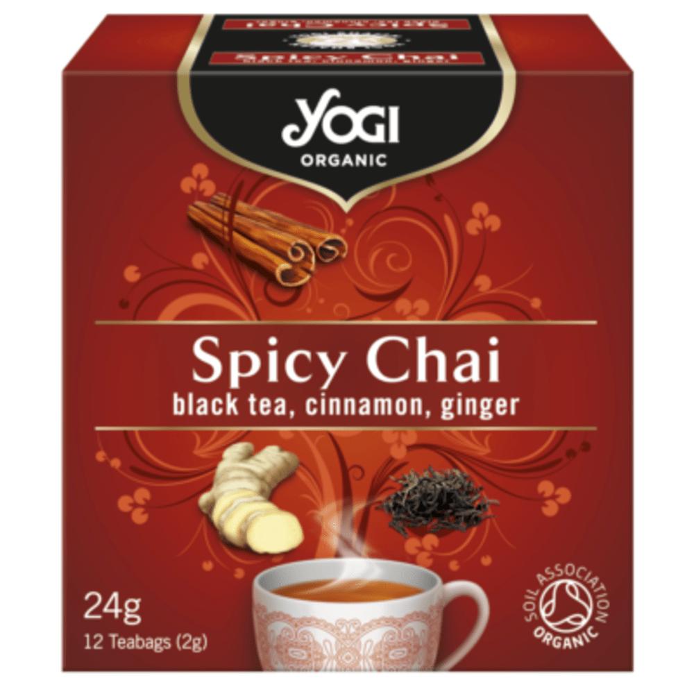Spicy Chai 24gr