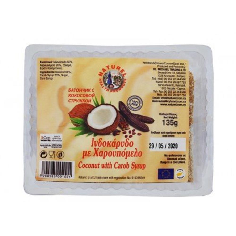 Ινδοκάρυδο με Χαρουπόμελο 135γρ.