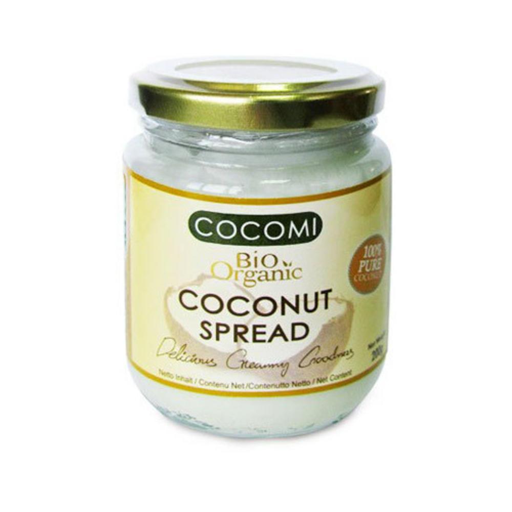 Coconut Spread 200gr. Bio Organic