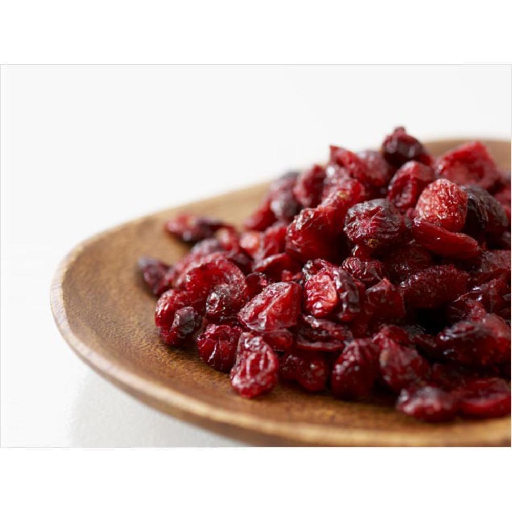 Cranberries Αποξηραμένα με καστανή Ζάχαρη 250γρ,