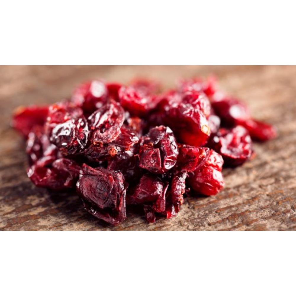 Cranberries με Χυμό Ανανά 250γρ. Χωρίς Ζάχαρη