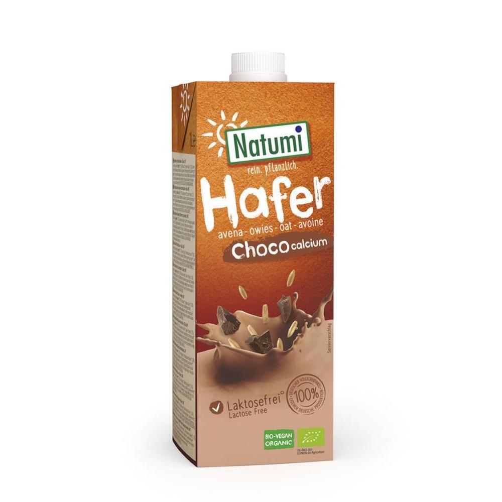 Γάλα Βρώμης Choco Calcium 1 lit