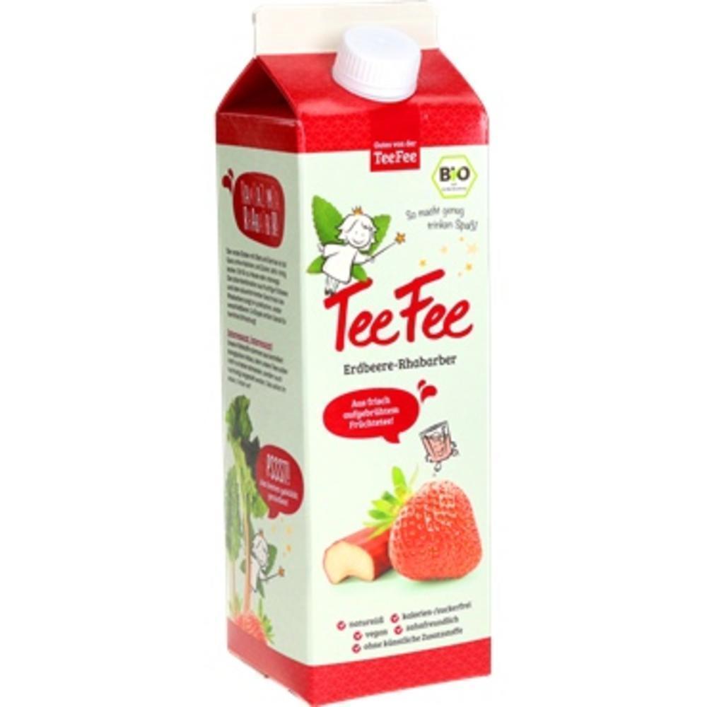 Τσάι Φράουλα Βιολογικό 1 λίτρο