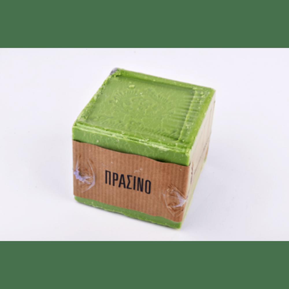 Πράσινο Παραδοσιακό Σαπούνι 250γρ.