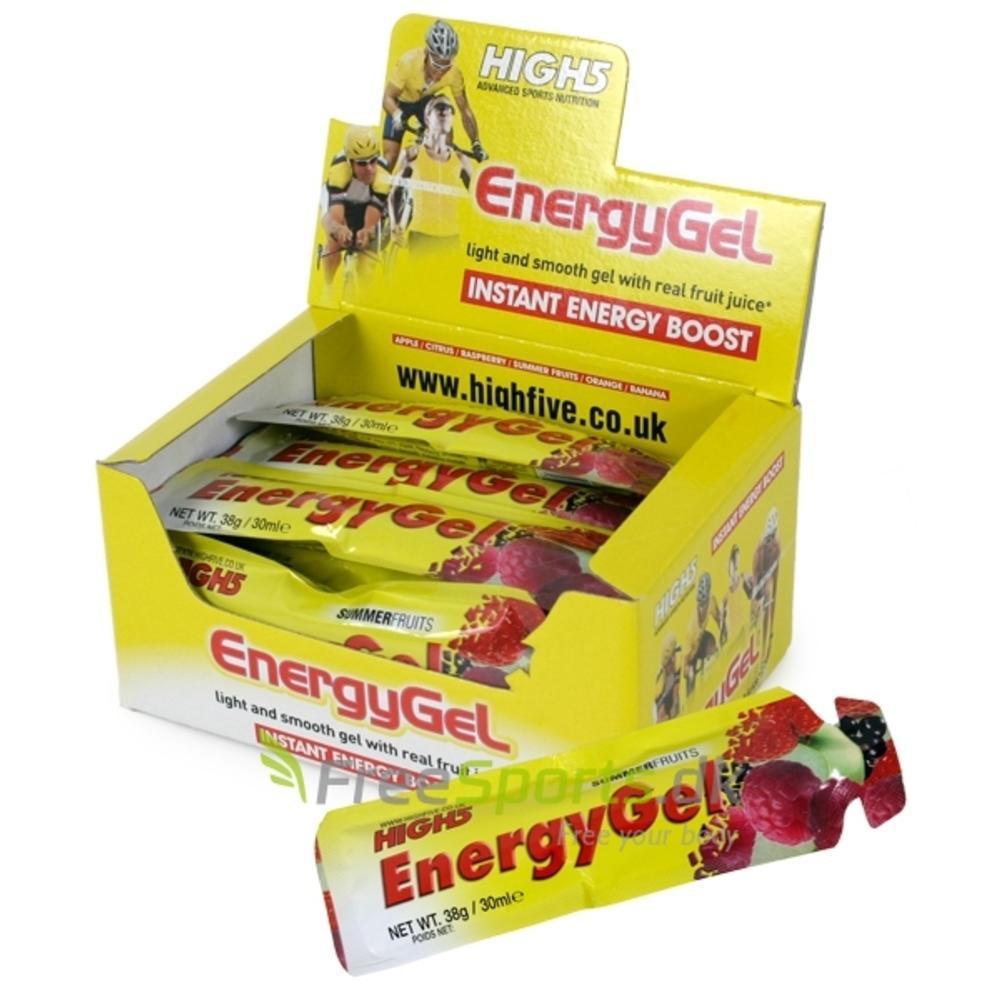 Energy gel Summer Fruits 38gr.