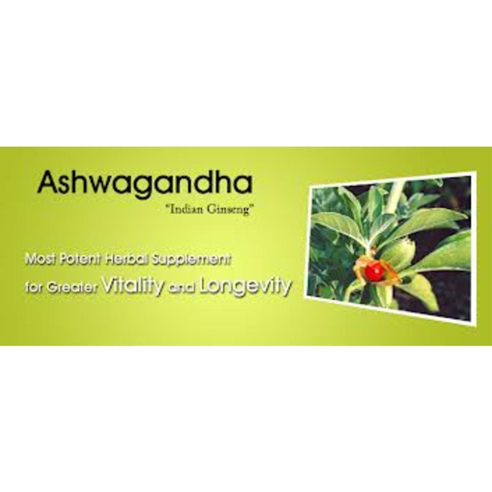 ASHWAGANDHA Powder Organic 100 γρ,