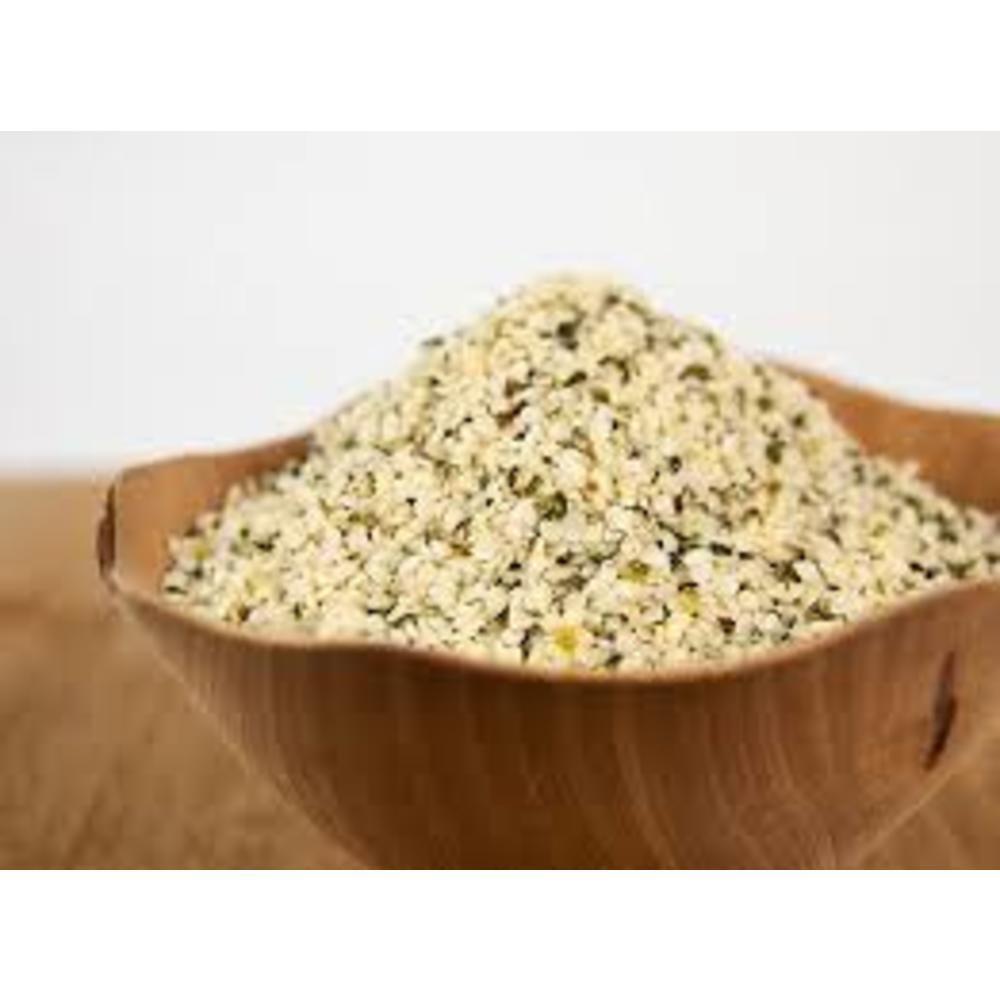 Hemp seeds organic, αποφλοιωμένα 150 γρ.