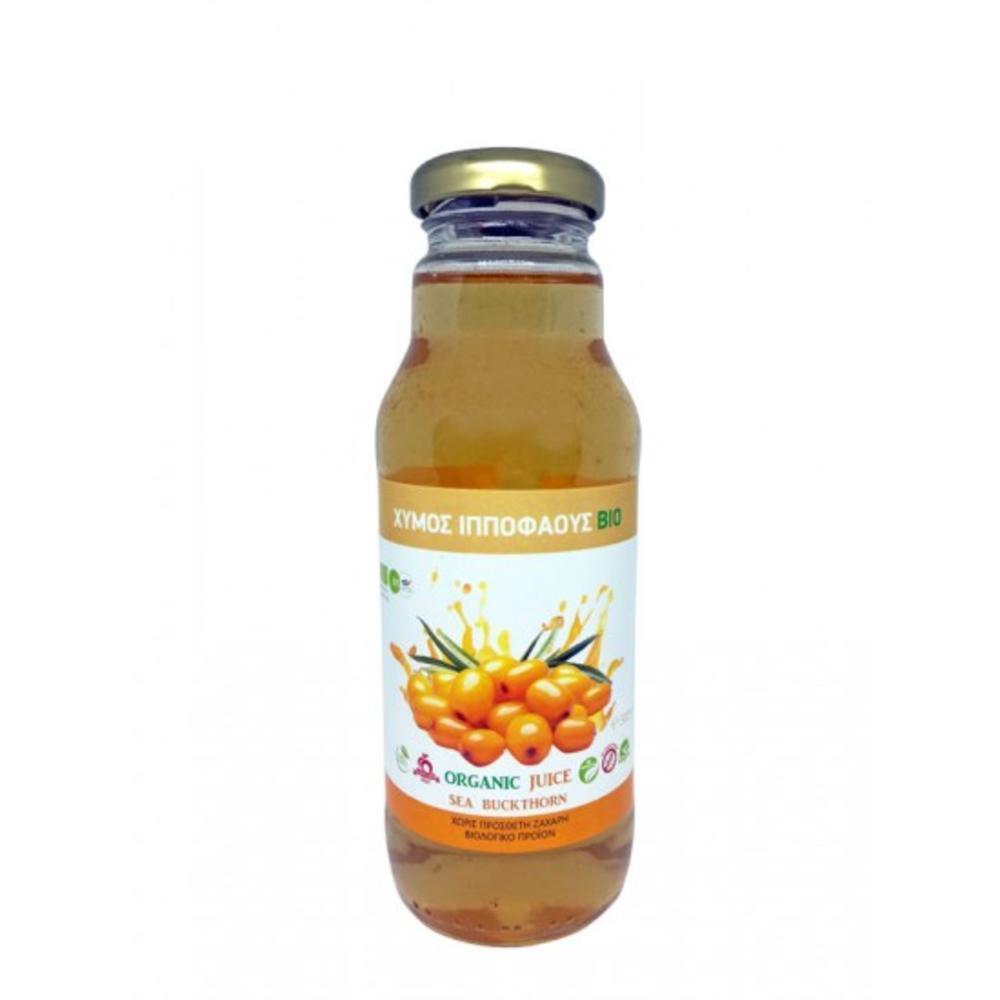 Χυμός Ιπποφαούς Organic 300ml