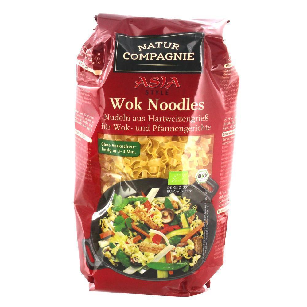 Wok Noodles BIO 250γρ.