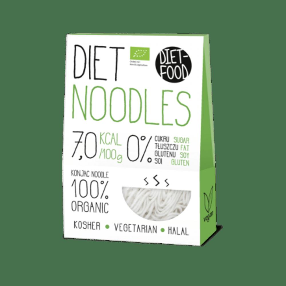 Diet Noodles 100% Organic