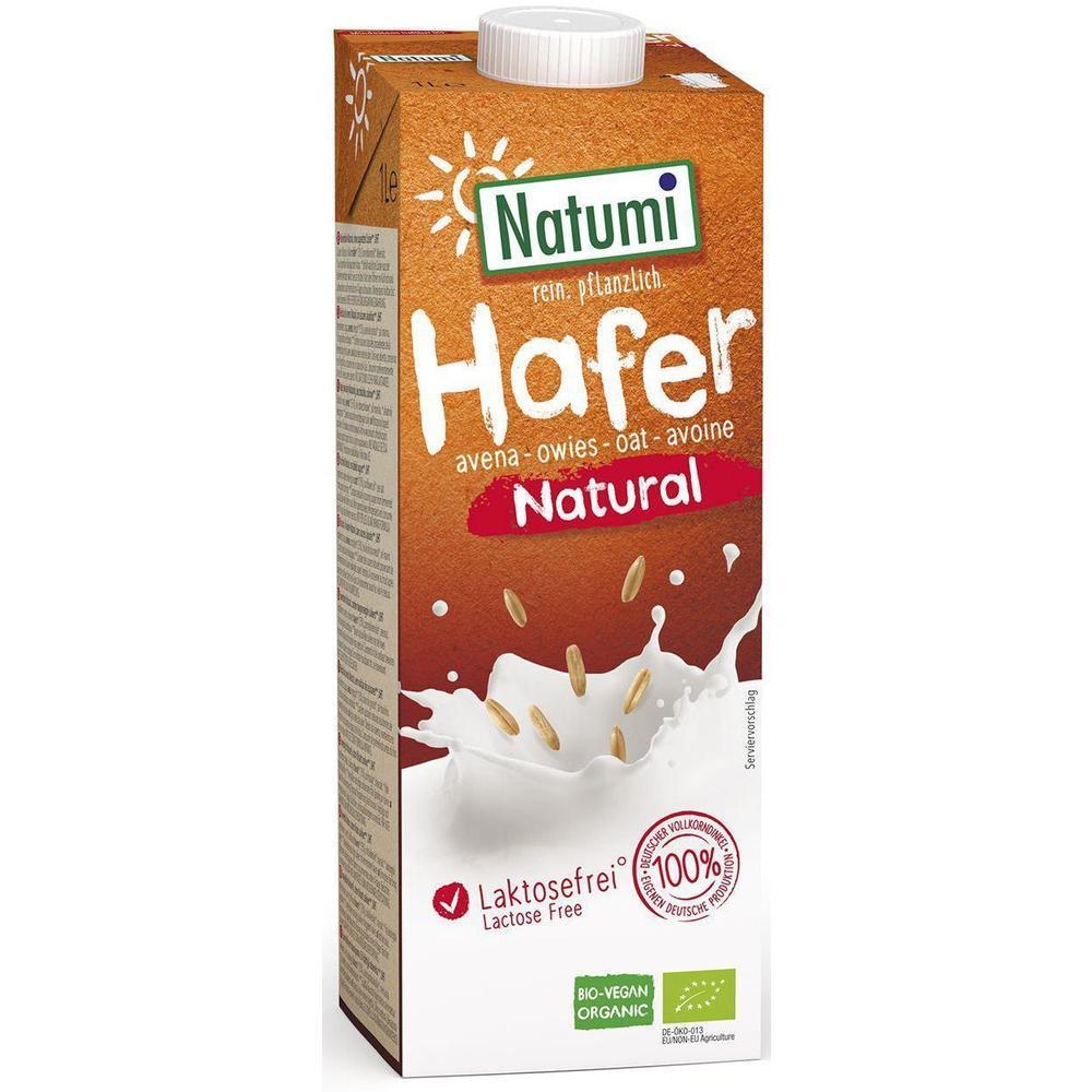 Γάλα Βρώμης Νatural 1 lit