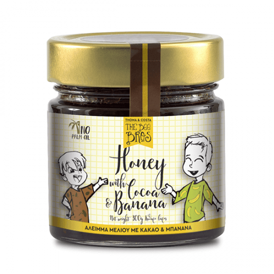 Honey-with-Cocoa-and-Banana-Flavour-300g