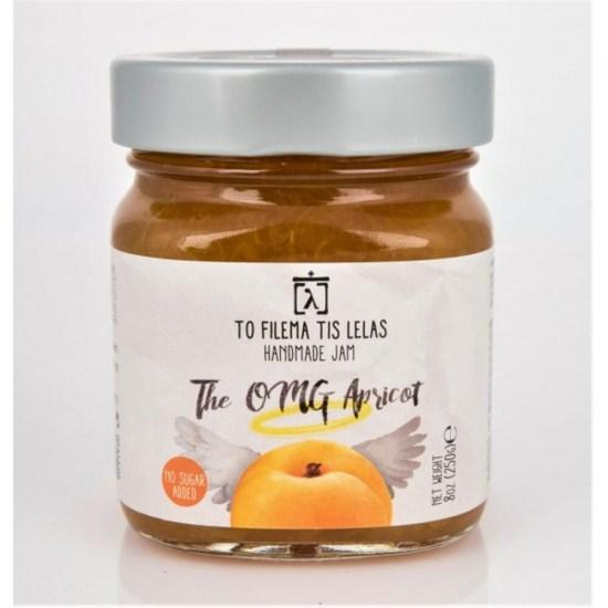 the-omg-apricot-no-sugar-jam-to-filema-tis-lelas-250g