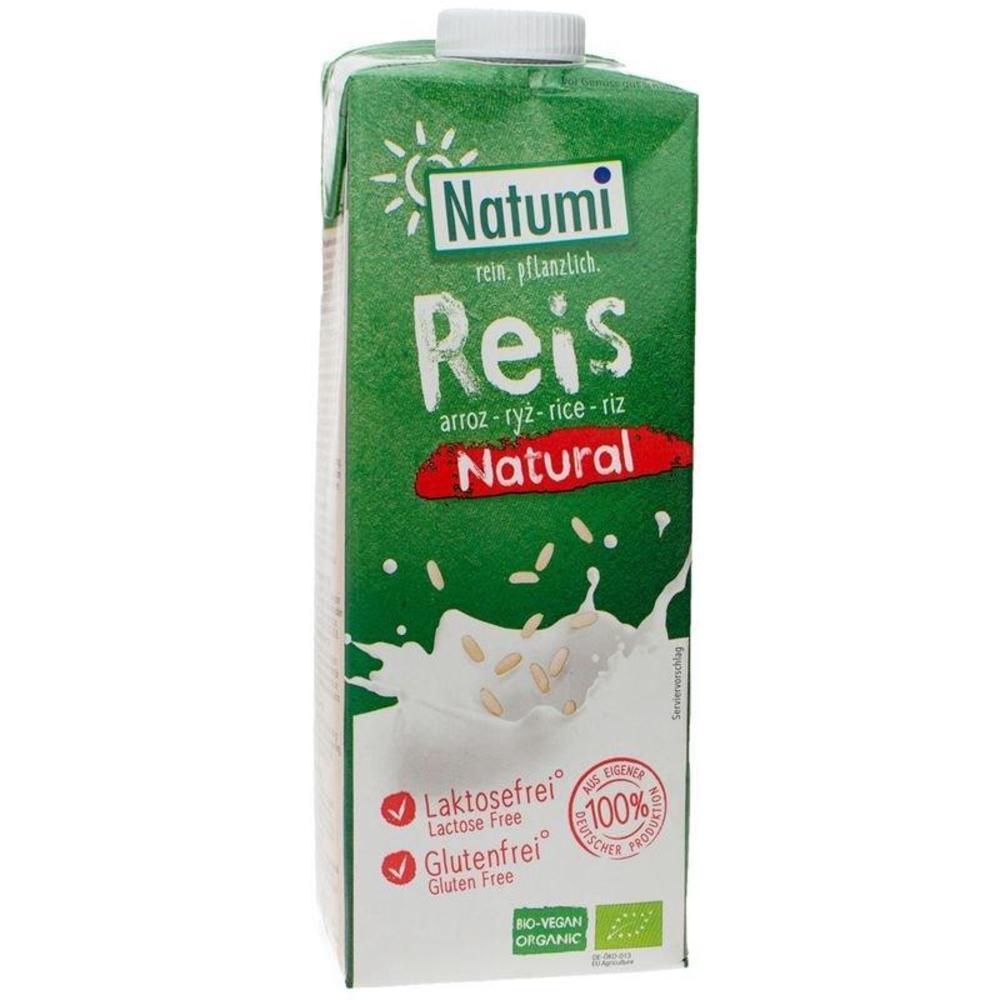 Γάλα Ρυζιού Natural ΒΙΟ 1 lit