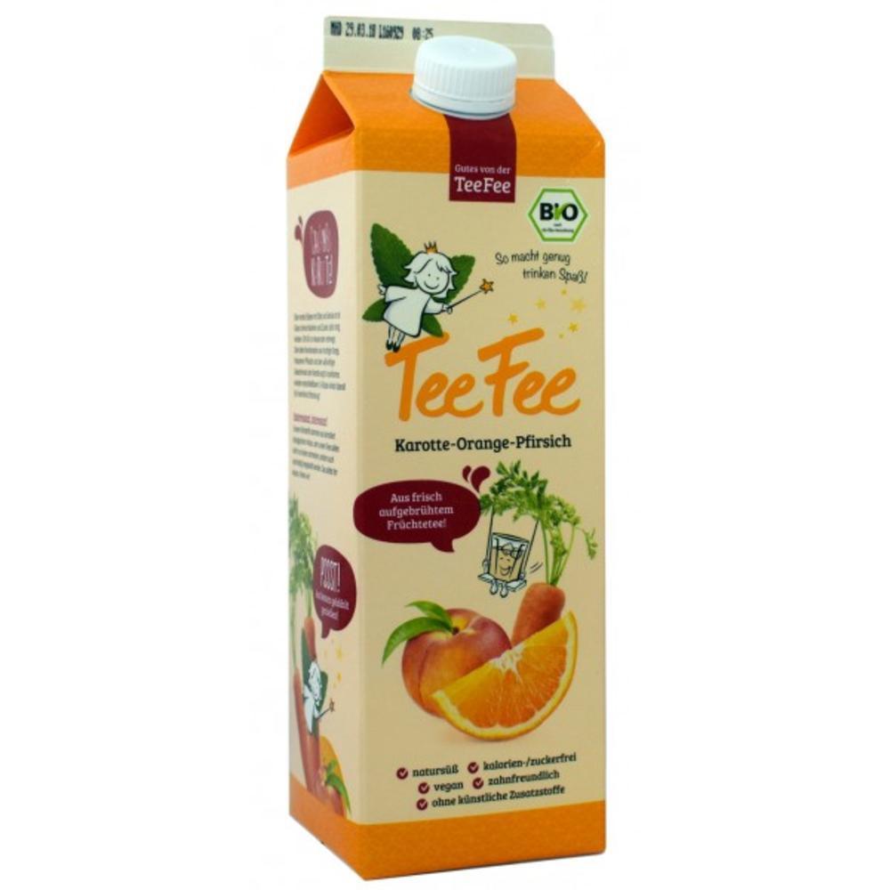 Τσάι Καρότο, Πορτοκάλι, Πορτοκάλι Βιολογικό 1 λίτρο