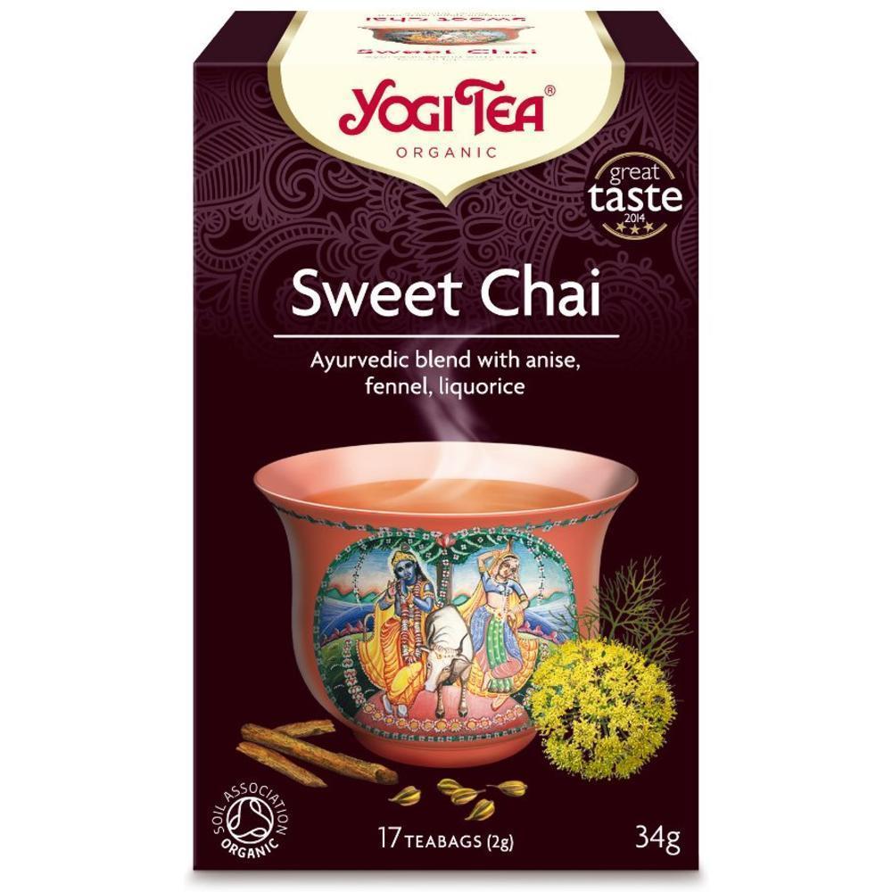 Sweet Chai 34 gr
